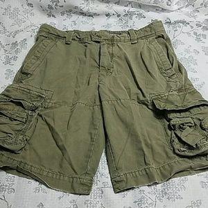 Vintage Polo by Ralph Lauren Cargo Shorts sz 34